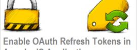 AngularJS OAuth Refresh Tokens