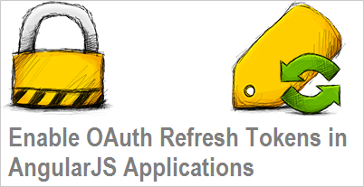 AngularJS OAuth Refresh Tokens