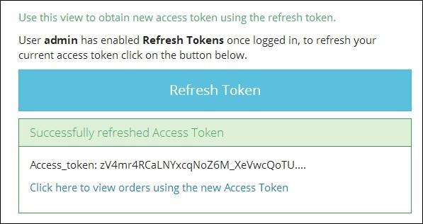 Refresh Token AngularJS