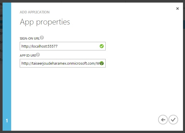 Add Web Api To Azure Active Directory