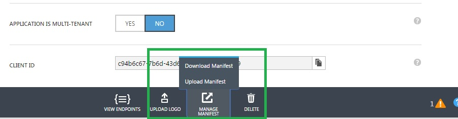 Download Manifest